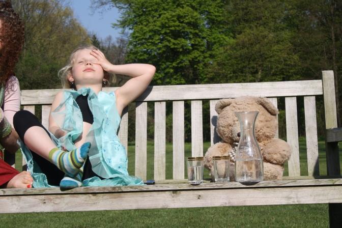 The Teddy-Story – Kurzfilm-Adaption einer Kurzgeschichte von Katja Setzer