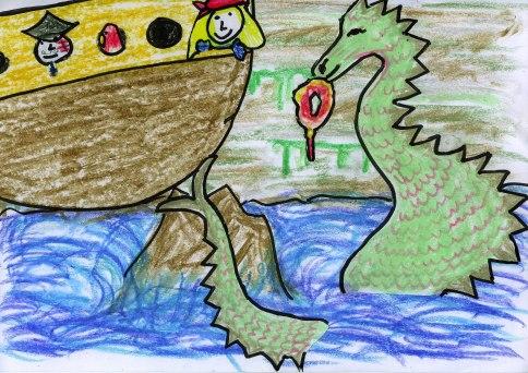 Die Seeschlange