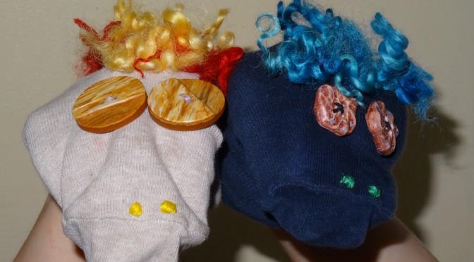 Wißt ihr was ein Sockenmonster ist?